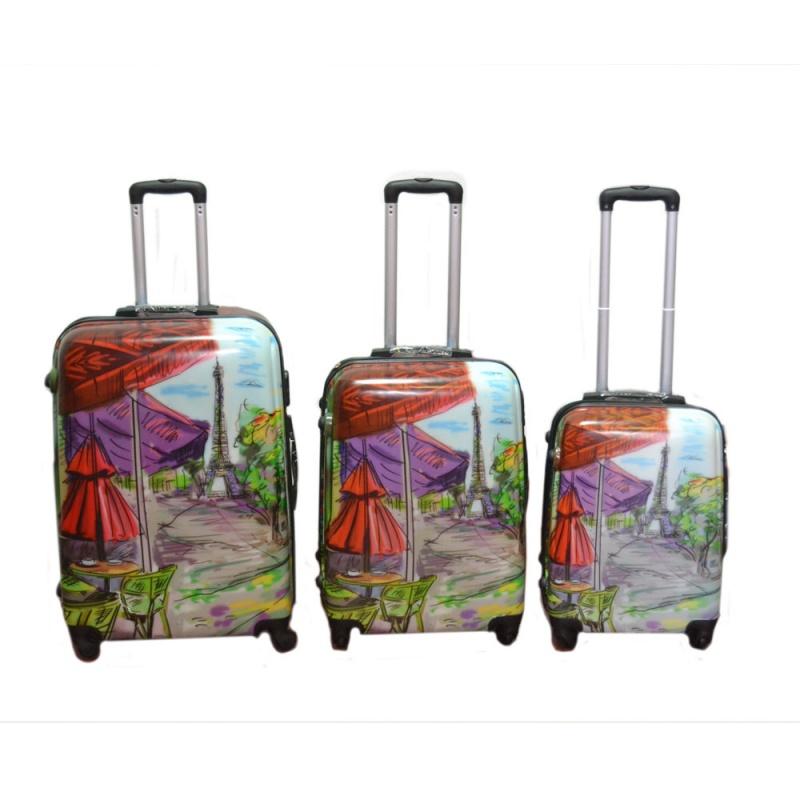 Set 3 maletas Family
